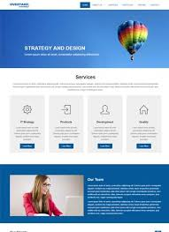 website advertisement template kiddo free school website template webthemez