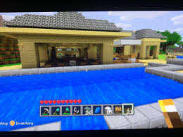 Minecraft Kitchen Xbox Xbox Minecraft Beach House Minecraft Project