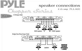 how to wire 4 speakers to a 2 channel amp diagram how 4 channel amplifier wiring diagram 4 image wiring on how to wire 4 speakers