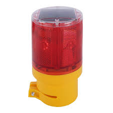 Road Construction Lights Qooltek Solar Powered Emergency Led Strobe Warning Light