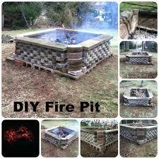 diy fire pits 31
