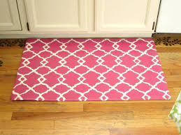 kitchen rugs washable yellow design pink and green outdoor rug runners non slip cotton uk