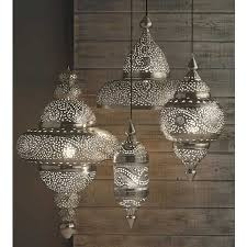 Moroccan inspired lighting Ceiling Listening To Music And Every Worry Melting Away As Sit Underneath Canopy Of Trees Interspersed With These Moroccan Inspired Lanterns Found On Winkers Unique Outdoor Lighting Ideas Jeanne Guinn
