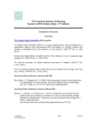 The Cochran School Of Nursing Pages 1 4 Text Version Fliphtml5