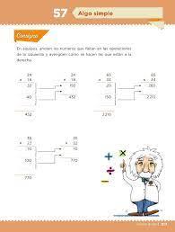 Resolver problemas de manera autónoma. Desafios Matematicos Libro Para El Alumno Cuarto Grado 2016 2017 Online Pagina 107 De 256 Libros De Texto Online