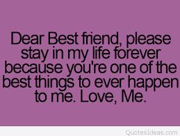 Best Friend Love Quotes Enchanting Best Friends