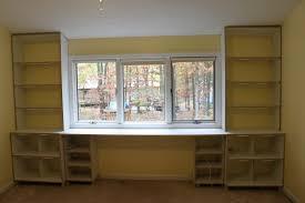 Built In Bookshelf Ideas Bookcase Desk Combo Plans Best Home Furniture Decoration