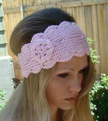 Free Knitted Headband Patterns Best Free Knitted Headband With Flower PLEASE NOTE I AM NOT A