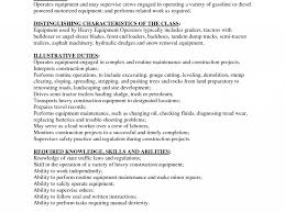 Heavy Equipment Operator Resume Heavy Equipment Operator Resume Ajrhinestonejewelry 22