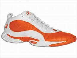 reebok basketball shoes allen iverson. allen iverson shoes | reebok answer 3 white orange e. pinterest shoes, basketball