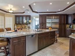 Curvilinear Kitchen