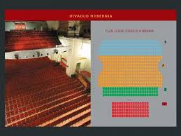 Hybernia Theatre Seating Chart The Nutcracker Prague Tourist Information