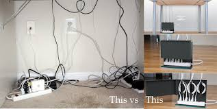 Design Tip: Hiding your cords and ...