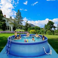 2020 family shared inflatable swimming