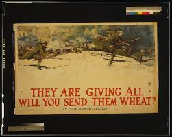 Wartime Kitchen And Garden Save The Fleet Eat Less Wheat The Patriotic History Of Ditching