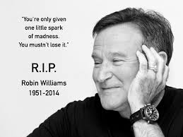 ROBIN WILLIAMS It Is What It Is Amazing Obscure Robin Williams Quotes