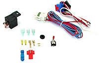 bowtie overdrives relay style wiring kit