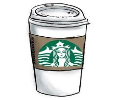 Starbucks Coloring Page Arenda Stroy