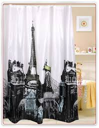 ... Paris Tower Children Curtain Bedroom Curtain From Reliable Tulle Source  · Shower Curtain To Suit Your Style Interior Designing Ideas
