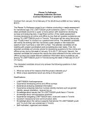 job posting pieces to pathways contract statistician 1 pieces to pathways contract statistician 1 position page 1