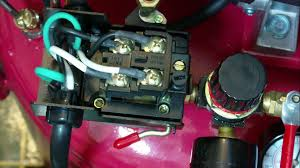 how to set the pressure switch on your harbor freight air Pressure Tank Switch Wiring Diagram how to set the pressure switch on your harbor freight air compressor youtube water tank pressure switch wiring diagram