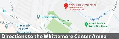 Whittemore Center Arena Campus Recreation
