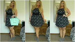 plus size women tumblr the curvy diaries summer into fall ootd plus size fashion youtube