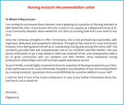 Letter Of Recommendation Character Example Nursing Character Reference Letter 2018 Letter Reference Letter