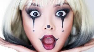 cute makeup for s sad clown makeup tutorial you
