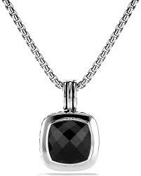 david yurman albion pendant with black onyx