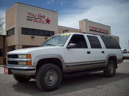 1999 CHEVROLET SUBURBAN 2500 LT SOLD! | You Sell Auto