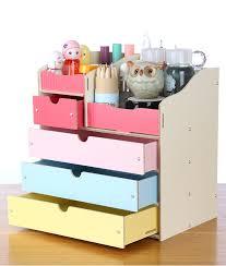 appealing diy makeup organizer and nail polish organizer case with diy make up storage box