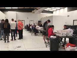 doña ana county absentee ballot count raw