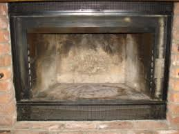 Fireplace Refractory Panels
