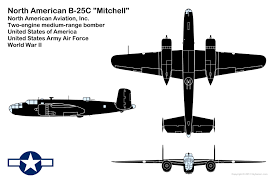 north american b 25c mitchell specifications and photos north american