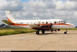 PT-SHO | Embraer EMB-110P1 Bandeirante | Private | Eduardo Jeppesen /  Equipe GIG ao vivo