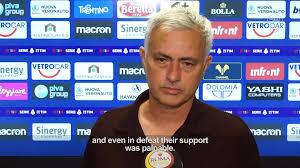 AS Roma - 🎙 LIVE | La conferenza stampa di José Mourinho in vista di  #RomaSassuolo