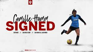 IUWS Welcomes Camille Hamm to 2021 Signing Class - Indiana ...