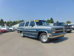 Chevy and GMC Suburban Traveltime Vans Conversion Packages