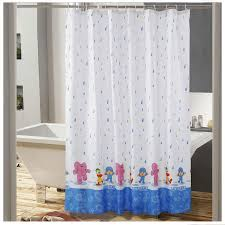 best of kids shower curtains and best kids shower curtain bathroom curtain cartoon shower curtain