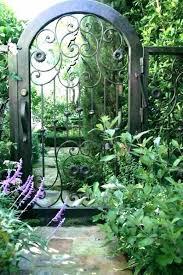 wrought iron garden gates for wrought iron garden gates with whales wrought iron garden gate