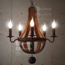 nordic american retro chandelier pendant lamp vintage rustic color iron lighting fixture for living room bar counter lighting in pendant lights from lights