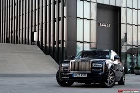 Road Test: Rolls-Royce Phantom Series II - GTspirit