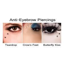 Anti Eyebrow Piercings Not For Me But I Like Dermal
