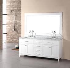72 inch bathroom vanity double sink.  Double Creative 72 Inch White Bathroom Vanity Design Element Double Modern  Set  Inside Inch Bathroom Vanity Double Sink V
