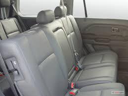 2004 honda pilot 4wd ex auto w leather rear seats