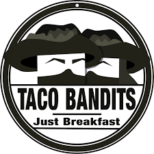 Bandit Logo Design Personable Bold Food Truck Logo Design For Taco Bandits