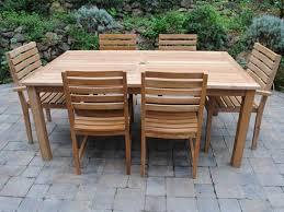 6 rectangle farm table