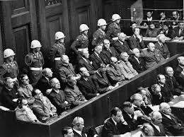 the nuremberg trials table of contents reference