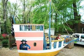 pirate ship play house pirates of all ages have a stomping good time on the pirate ship playhouse pirate ship playhouse diy